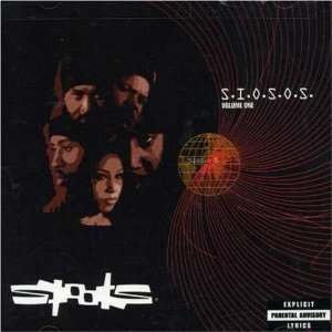 Spooks - S.I.O.S.O.S Vol 1: The Hijacking