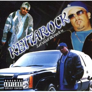 Keitarock - Let'z Get It Crack'n